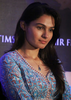 Andrea Jeremiah Pictures at Kashmir Flood Fund Raising Event  31