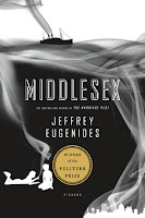 Cover of Middlesex by Jeffrey Eugenides