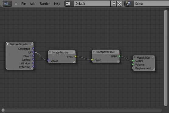 how to use alpha in blender