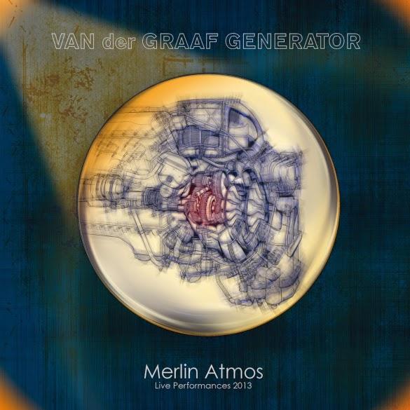 Van der Graaf Generator's Merlin Atmos