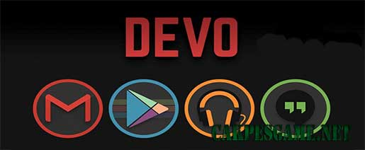 Devo – Icon Pack v4.1.1 Apk Full