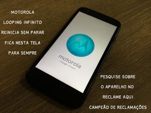 Motorola é bom TODOS Moto G vem com defeito de fábrica
