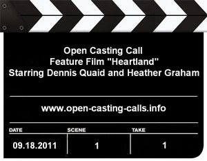 Untitled Ramin Bahrani Heartland Casting Call
