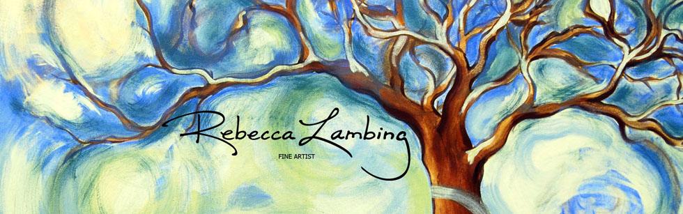 Rebecca Lambing, Bay Area Artist