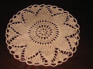 serwetka na drutach