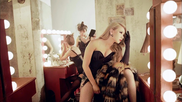 2NE1 CL Crush