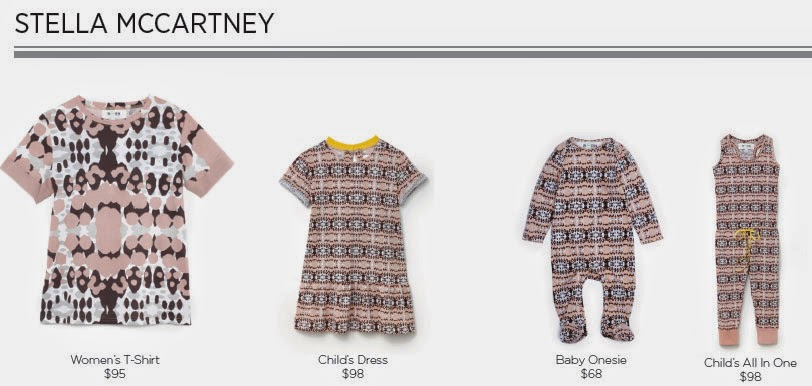 Stella McCartney for Born Free Collection