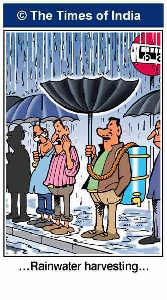 R K Laxman Cartoons Trawel India Mails