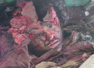 Asesinato en Haditha Irak por marines