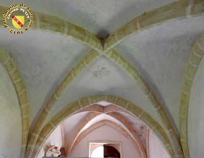 SOULOSSE-SOUS-SAINT-ELOPHE (88) - La Chapelle Sainte Epéothe (XVe-XVIe)
