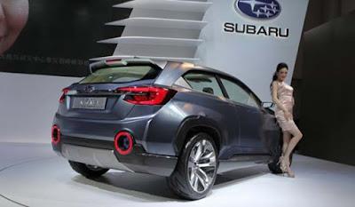 2017 Subaru Crosstrek release