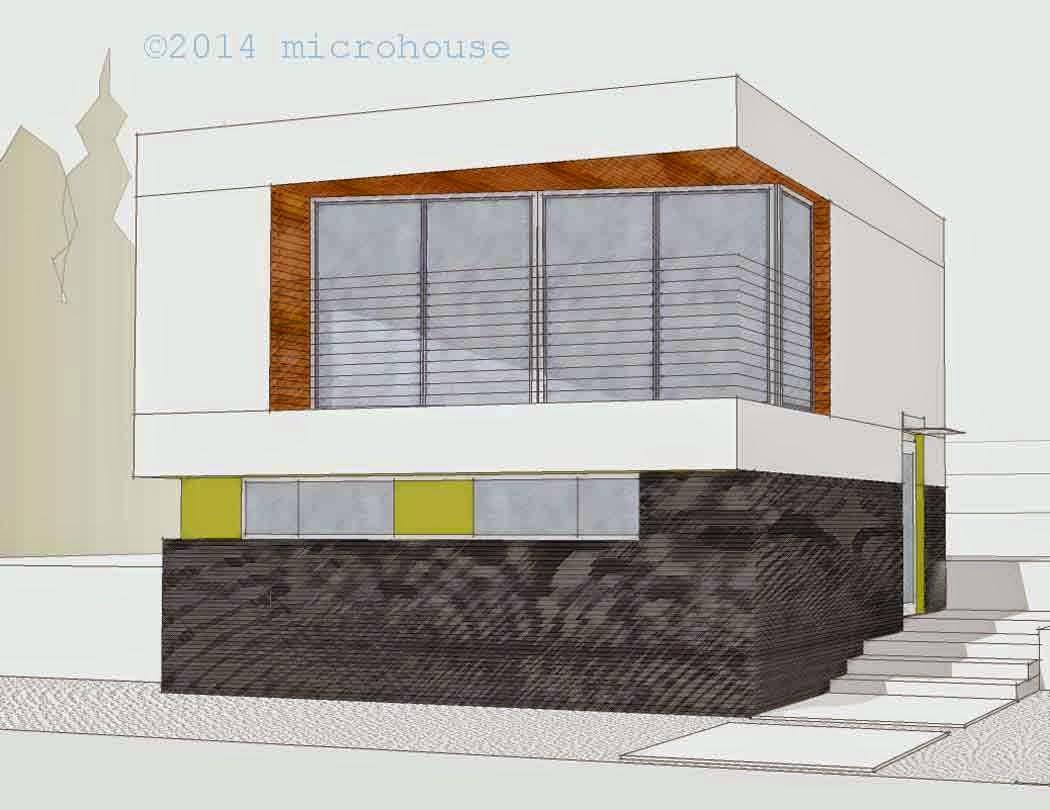 backyard cottage, modern, dadu, microhouse