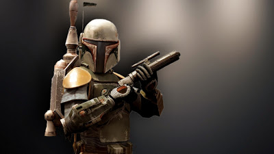 Boba Fett Wallpaper Star Wars