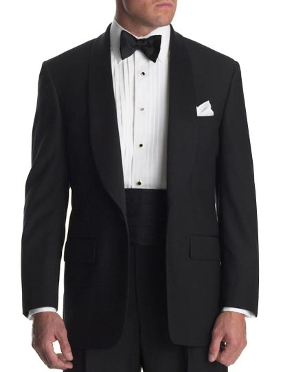Unique Black Tie