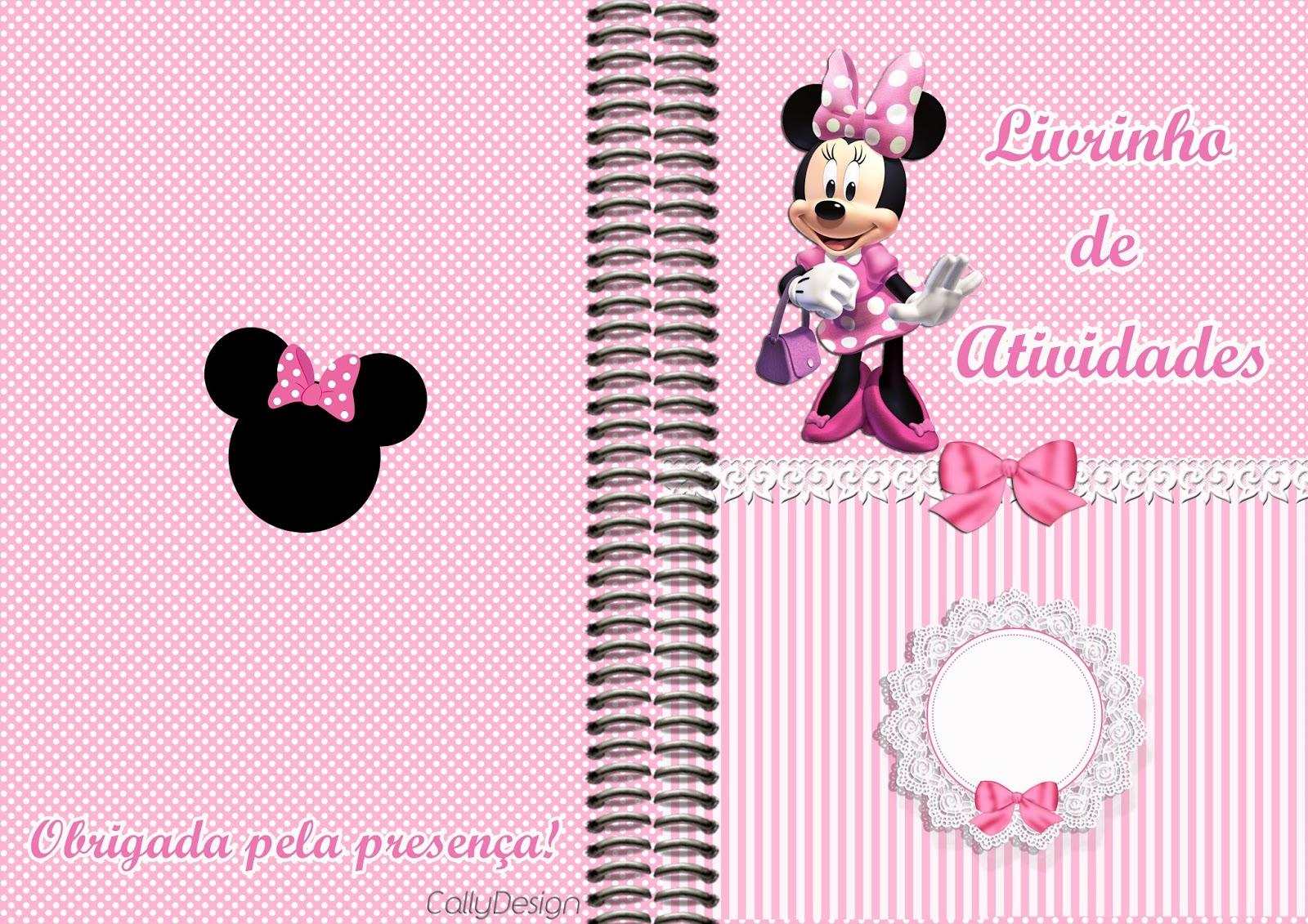 Minnie Baby Shower Invitations is beautiful invitations example