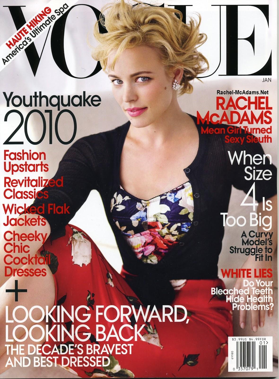 Vogue's Covers: Vogue US