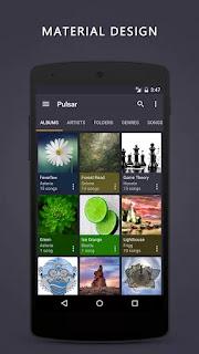 Pulsar Music Player Pro v1.3.0 Apk