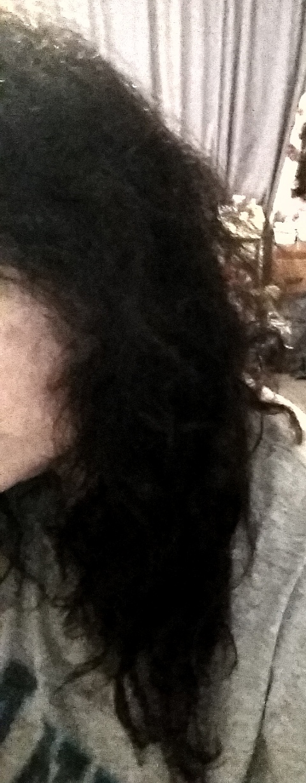 alberto vo5  air dry hair