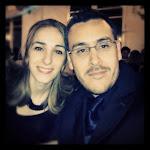 Marcelo y Romina Roldán