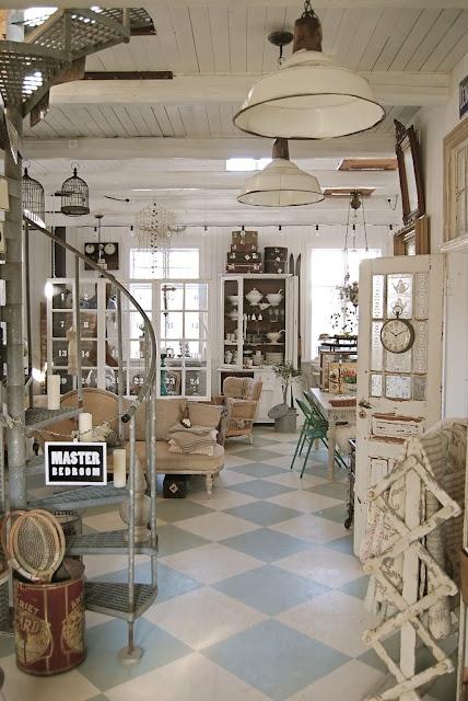 vivre shabby chic industrial shabby chic. Black Bedroom Furniture Sets. Home Design Ideas