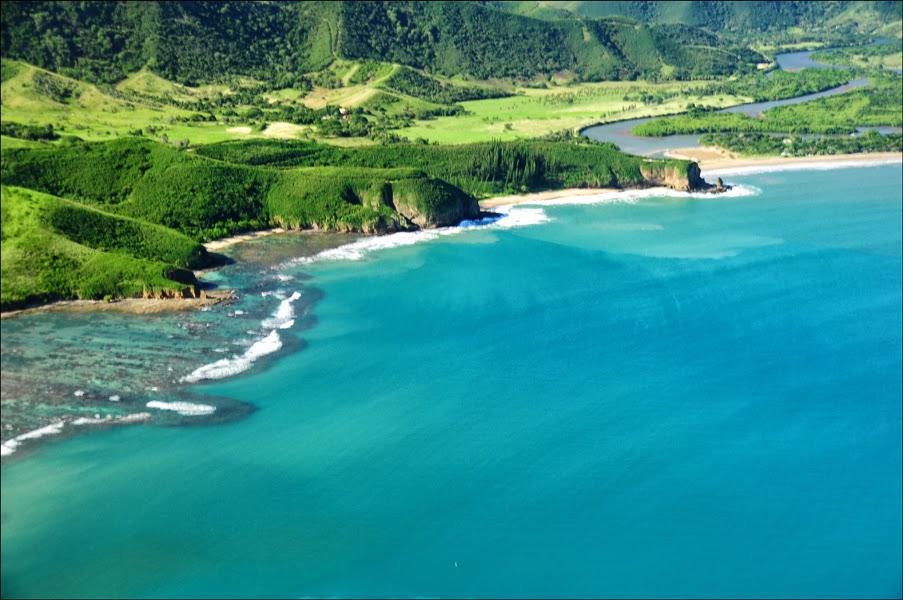 nouvelle calédonie, photo de voyage, calédonie, ULM, survol, baie des tortues