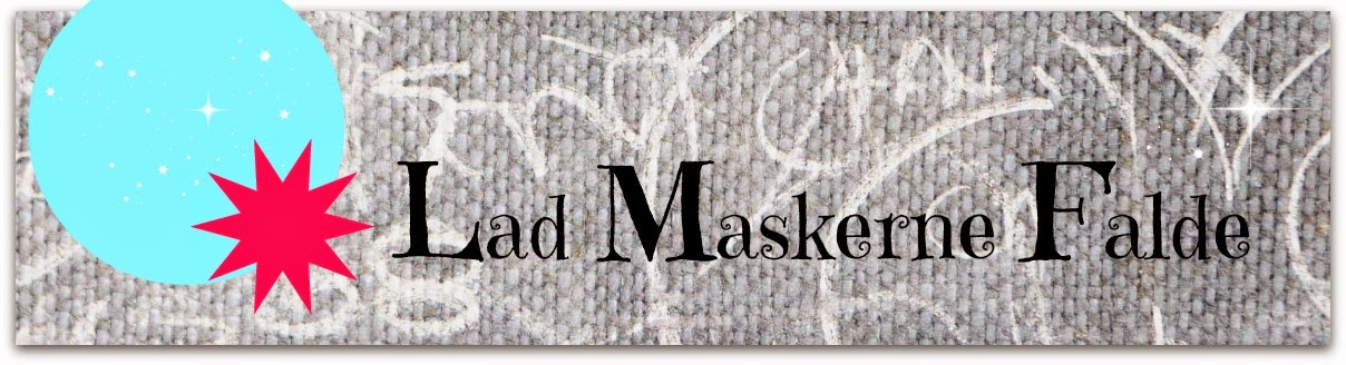 Lad maskerne falde