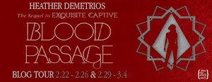 Blood Passage Blog Tour