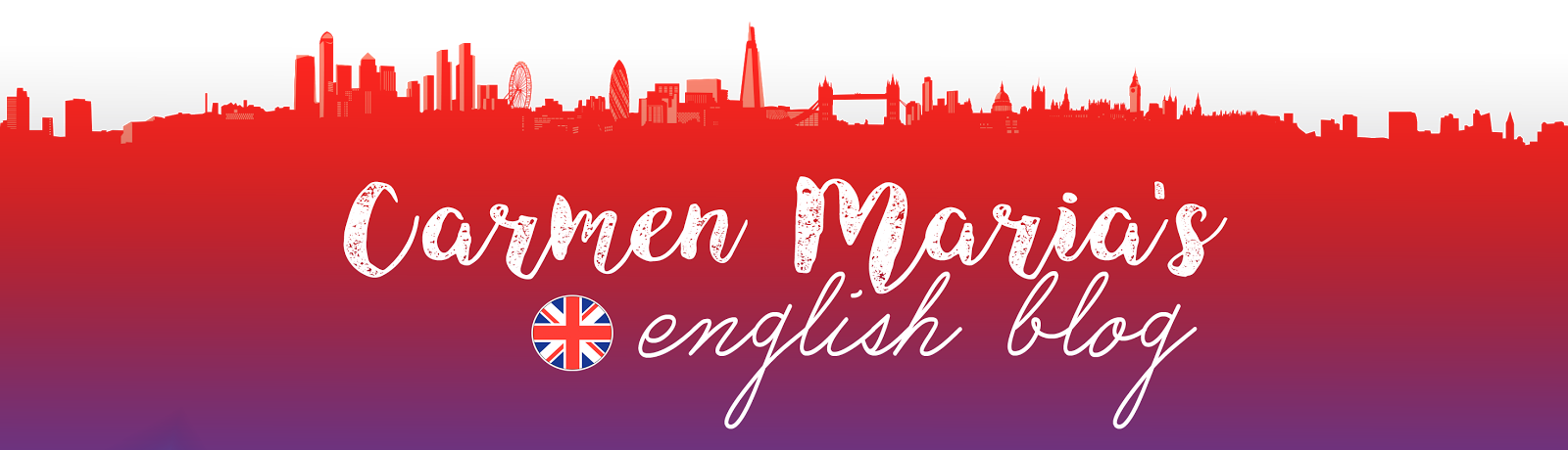 Carmen María's English Blog