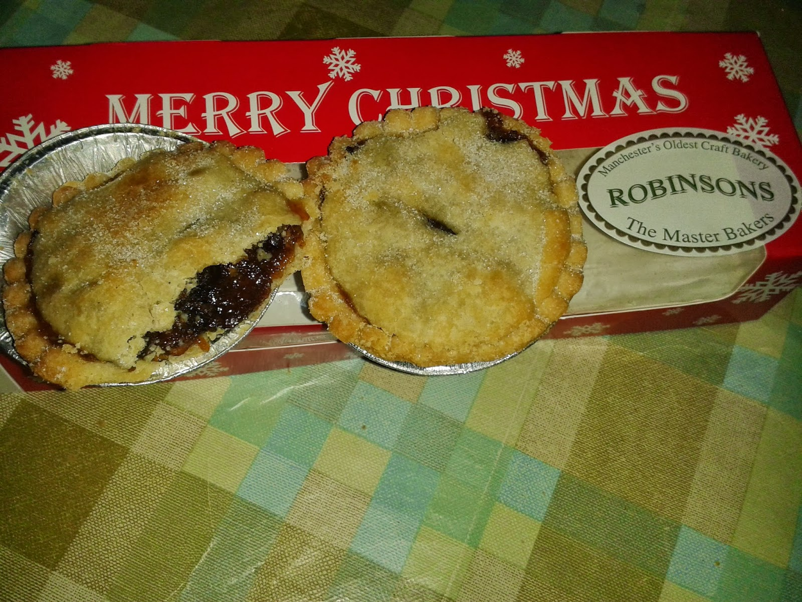 Robinsons Mince Pies