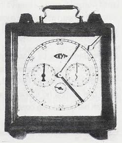 Reloj de ajedrez antiguo