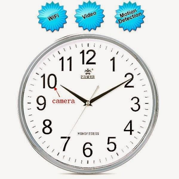 Relógio de Parede Wifi