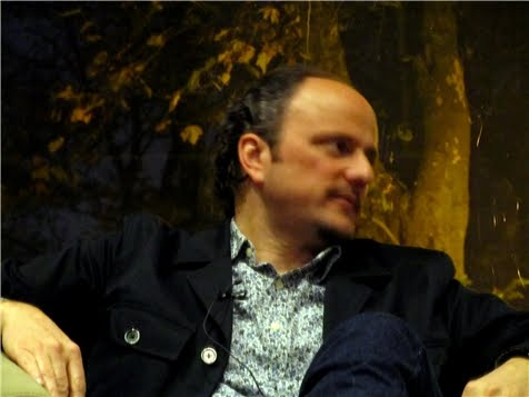 Jeffrey Eugenides at the Whitworth Art Gallery
