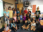Mrs. Tegge's 5th Grade Class