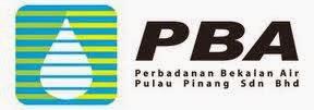 Jawatan Kerja Kosong Perbadanan Bekalan Air Pulau Pinang (PBAPP) logo www.ohjob.info disember 2014