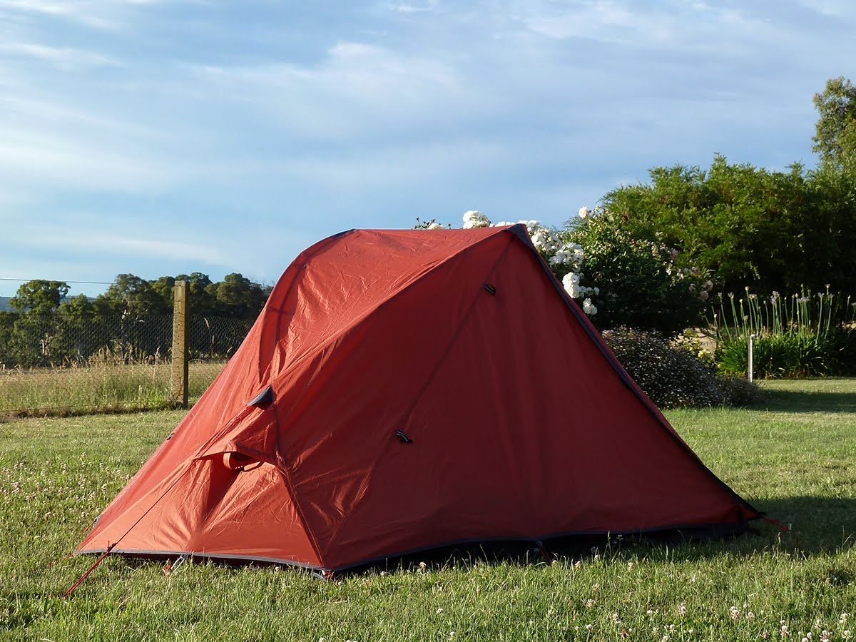 The Luxe Tiger Moth is well ventilated for condensation control despite the low profile fly edge. It would be a bit cr&ed for two adults. & Bushwalking Light: Luxe Tiger Moth Tent Review