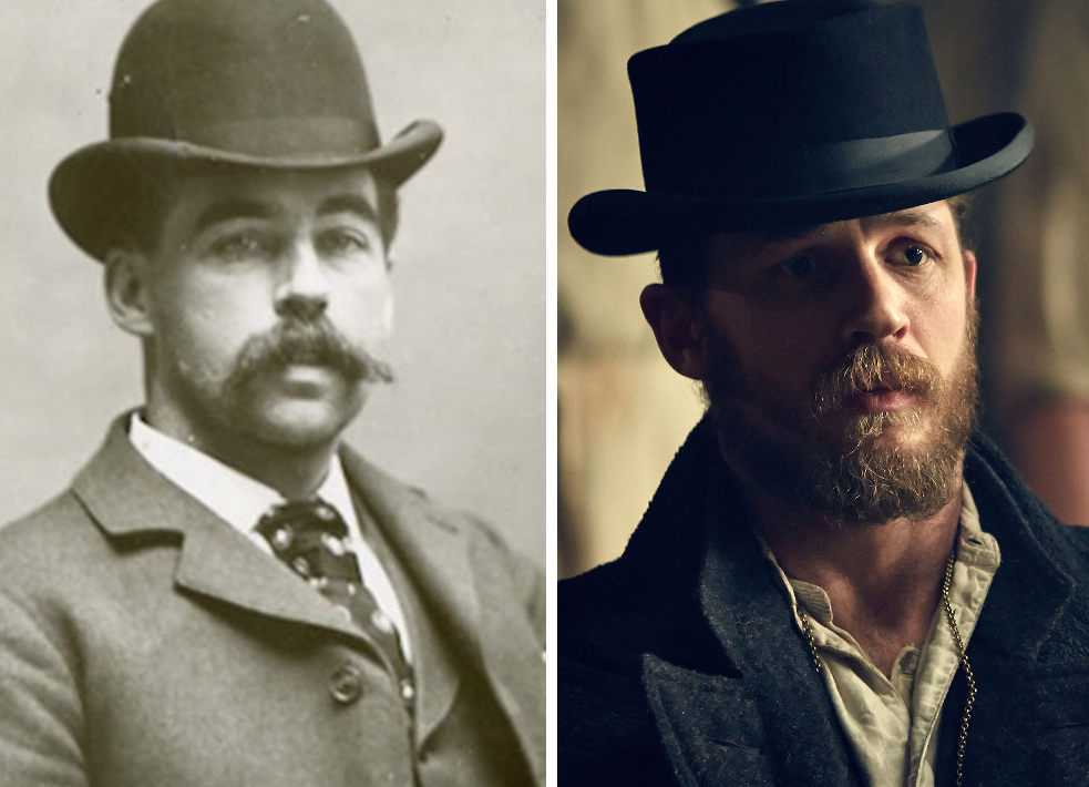 hh holmes Dr henry mudgett transformed into america's first and most prolific serial killer, known as h h holmes, the likes of which terrified the nation.