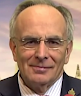 Conservative British MP Peter Bone speaking on the floor of the House of Commons on Thursday