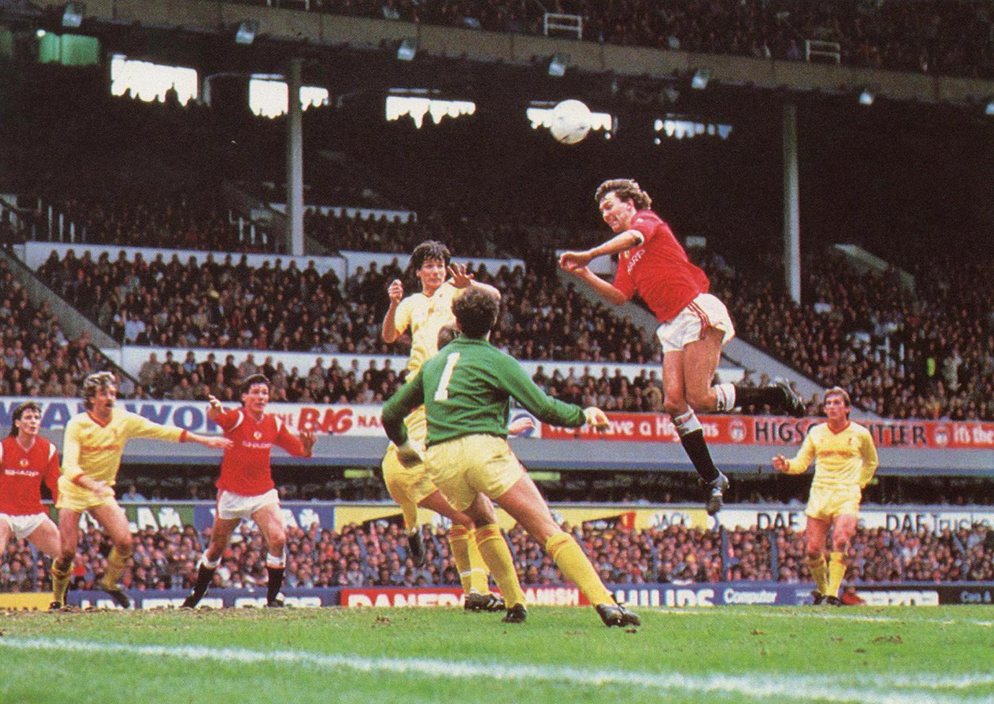 Whitesideone.com: 1985 FA Cup Semi-Final