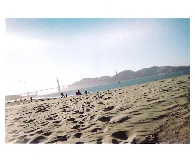 Instantanés ⋆ San Francisco au jetable