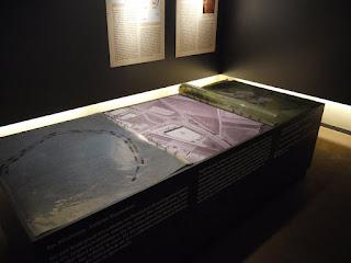 Kultplatz-Daumenkino im Museum Herxheim