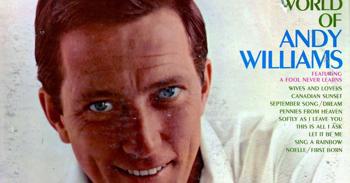 Vinyl Shipwreck Andy Williams The Wonderful World Of
