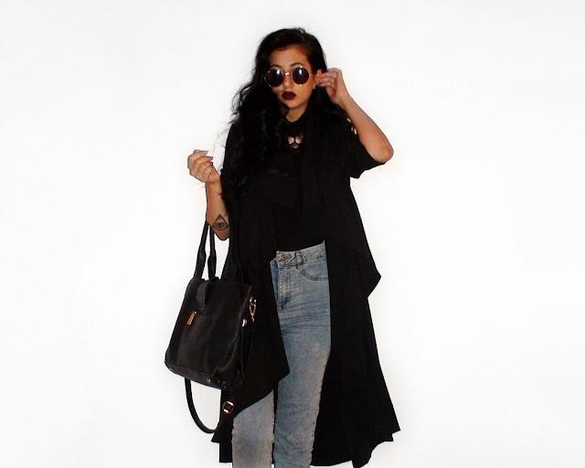 street fashion minimal outfit