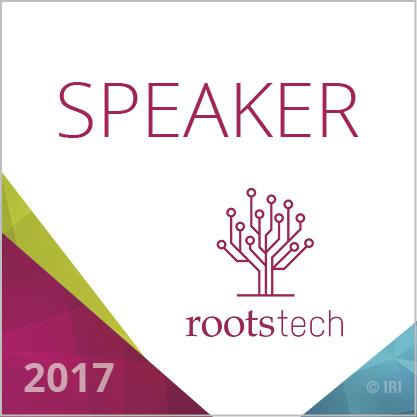 RootsTech 2017 Speaker