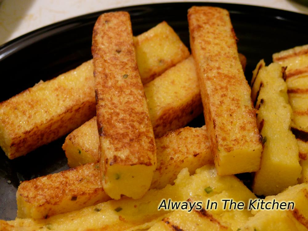 More like this: polenta fries , baked polenta and polenta .