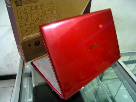 Jual Laptop Gaming Asus A450c Core i7