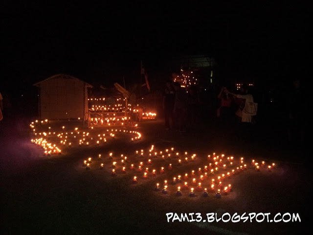 Earth Hour 2012 Labuan