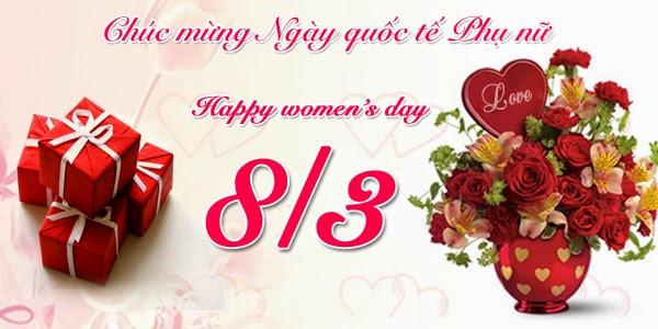 Cảm âm hay dành tặng bạn gái - tặng mẹ ngày 8 tháng 3