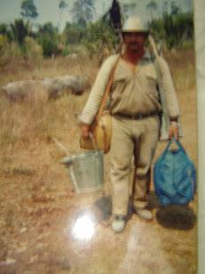 Combate a Malaria na decada de 80