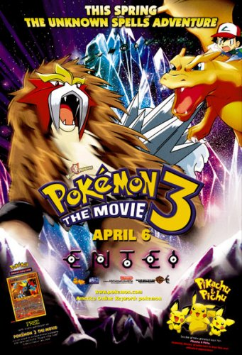 Pokemon Filme 3