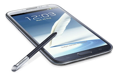 Samsung Galaxy Note 2 Release Date
